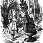 アリスと赤の女王