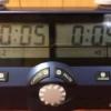 シチズン対局時計(ザ・名人戦 DIT-40)設定メモ